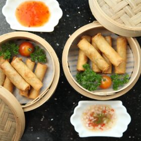 An easy way to make the most delicious Vietnamese spring rolls