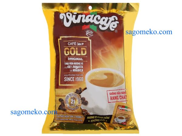 vinacafe instant coffee
