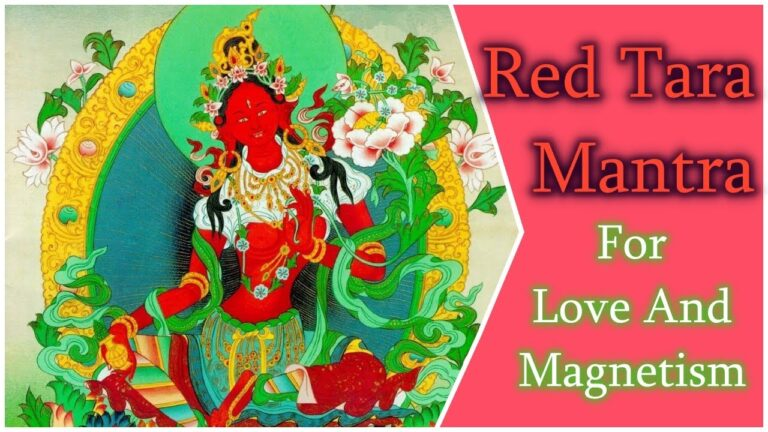 Read more about the article 💖 Red Tara Mantra | Om Tare Tam Soha Mantra | True Love Manifesting Mantra 💖
