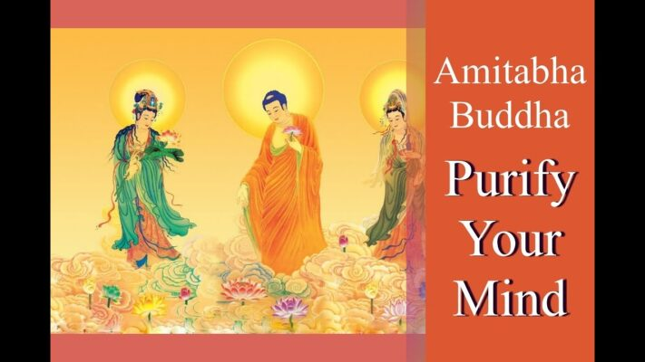 Read more about the article [10 Minutes] 🙏 Amitabha Buddha Meditation Purify Your Mind | Pure Land Buddhism 🙏