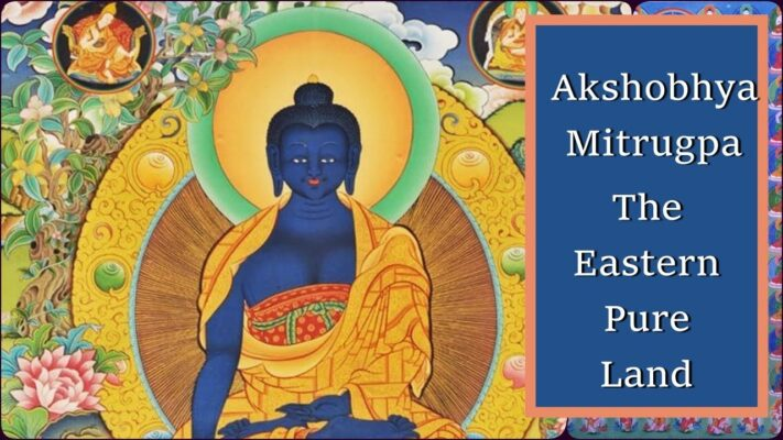 Read more about the article [108 Times]💙 Buddha Akshobhya Mantra | Mitrugpa Mantra | The Eastern Pure Land 💙