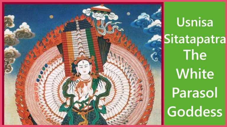 Read more about the article [🙏 108 Times]🌿 The Great White Canopy Sheetatapatra | Wrathful Form Of Avalokiteshvara💊